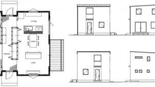 ハイアス、高性能セレクト住宅「エコルフ」の新プラン提供 「通り庭」を現代に復活