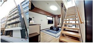 宅都HD、セルフチェックイン民泊マンションを大阪市にオープン