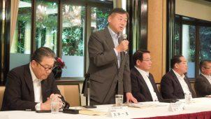 断熱・リフォーム「しっかり対応」 日本サッシ協会の山下新理事長が挨拶