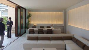 アキュラホーム、和紙と建具をつかった「変容する家」を発表