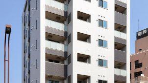 パナソニックホームズ、9階建多層階住宅の実例2棟を竣工