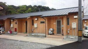 災害時に木造応急仮設住宅を建設 3団体が和歌山県と協定締結
