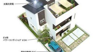 ヤマト住建、茨城県にモデルハウス開設 電力を自給自足