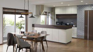 TOTO、キッチン「ザ・クラッソ」に手元隠し+収納が可能な新レイアウト