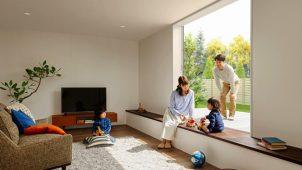 大賀建設、忙しい共働き家族の悩みを住まいで解決「トモラクの家」を発売