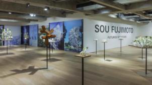 「藤本壮介展 未来の未来」ロンドン展が開催 TOTOショールームでもサテライト展