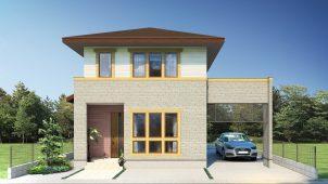 桧家不動産、ハイグレードな外観の戸建て賃貸を発売