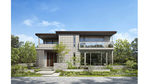 積水化学、新型の基幹住宅商品「パルフェ」を発売