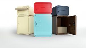 ナスタ、設置簡単+手頃価格の宅配ボックス発売 月980円〜のレンタルも