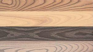 大建工業、土足対応木質系フロアにビンテージ調の新柄