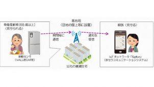 5年間で1万円の高齢者見守りサービス 大阪で実証実験