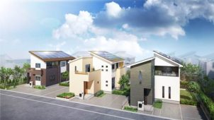 アイダ設計、ZEH仕様の分譲住宅『BRAVO SIMPLE ZERO』発表