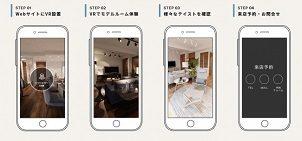 ジブンハウス、VR制作サービスを不動産業界に提供開始