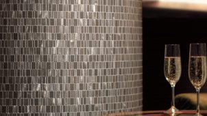 マリスト、アルミ素材のモザイクタイルを発売