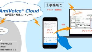 アドバンスト・メディア、音声入力アプリ「アミボイス」に新機能追加