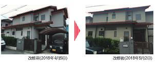 ディートレーディング、木造住宅の屋根軽量化の耐震効果を検証