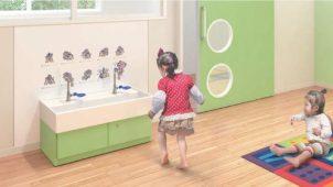 アイカ工業、2歳児に特化した洗面キットなど発売