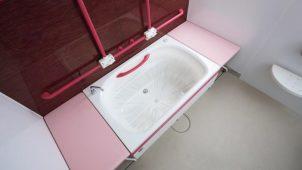 排水・洗浄・湯はりを自動化、介護施設向けユニットバスを発売