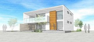 三重のハウスクラフト、住宅展示場に出展