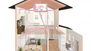 空間上にメモ!?住宅分野で使えるユニークなアプリを開発