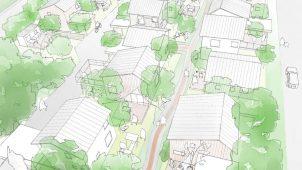 スノーピーク、アウトドアリビング「山形エコタウン前明石」の開発に参画