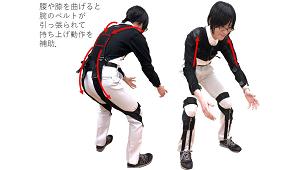 腕・腰の負担を軽減する補助スーツ 早大と旭蝶繊維が共同開発