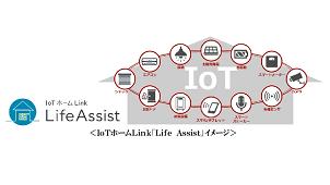 LIXIL住研、FC3ブランドでLIXIL製スマートホームシステムを販売