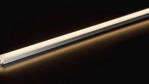 パナソニック、狭い造作スペースに設置できるスリムな照明器具