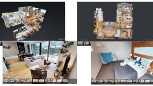 SUUMOに「3Dウォークスルー機能」本格導入-リクルート住まいカンパニー