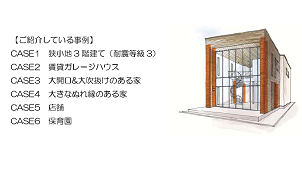 BXカネシン、狭小耐力壁の事例を紹介する「プラン集」の配布開始