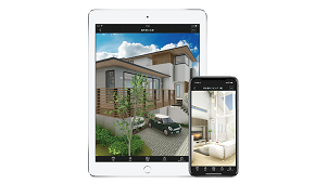 メガソフト、写真品質の3D空間を自由に移動できるアプリを無料配布