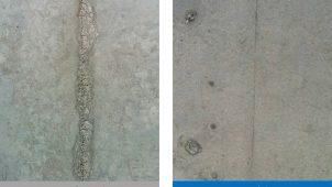 3M、コンクリートの砂目地を抑えるテープ発売