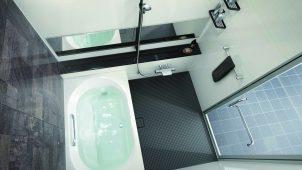 LIXIL、集合住宅用バスルーム「ソレオ」を刷新