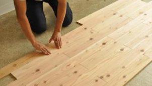 FSC認証木材を使ったDIY無垢フローリングを発売