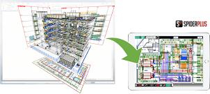 建築設備専用CADファイルの共有で業務効率化