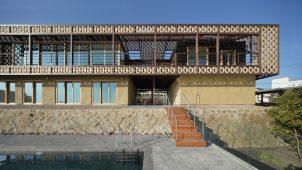 グッドデザイン賞、SUEP.の『淡路島の住宅』が金賞受賞