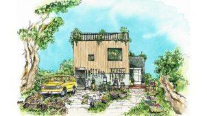 「toolbox」と「LIFE LABEL」共同開発 自分好みにカスタマイズできる住宅