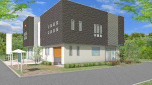 桧家住宅「利府展示場」が二世帯住宅になってリニューアルオープン