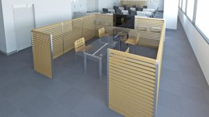 摂津金属工業所、新ブランド「香る空間家具」始動 木の香りをデザイン