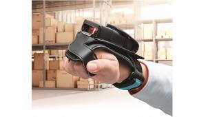 デンソーウェーブ、グローブ型二次元ウエアラブルスキャナーを発売