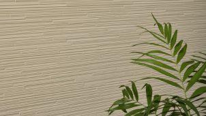 アイジー工業、繊細なパターン+やさしい色合いの金属外装材を発売