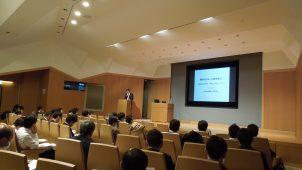 硝子繊維協会「GWS工法」セミナー開催 新住協・鎌田氏が記念講演