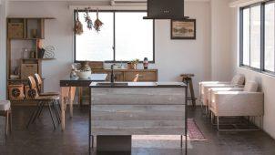 サンワカンパニー、ミラノサローネ出展のコンパクトキッチンを商品化
