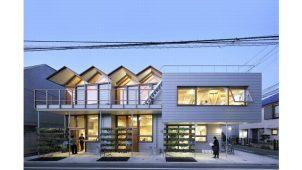 「住まいの環境デザイン・アワード2019」 グランプリは仲建築設計スタジオ「五本木の集合住宅」