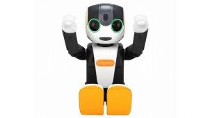 シャープの対話型ロボット「ロボホン」がHEMSと連携