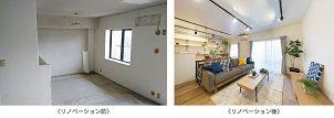 広島建設、中古マンションのリノベーション事業を本格展開