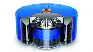 ダイソン、4倍の吸引力のロボット掃除機を発売