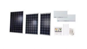 ハンファQセルズ、自家消費対応の太陽電池モジュールとパワコン発売