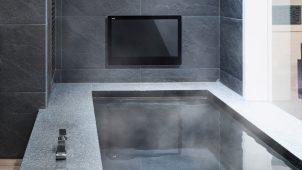 リンナイ、大画面デジタルハイビジョン浴室テレビを発売