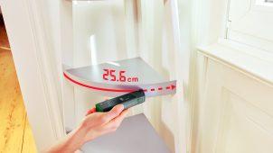 ボッシュ、曲面・曲線計測が可能なレーザー距離計を発売